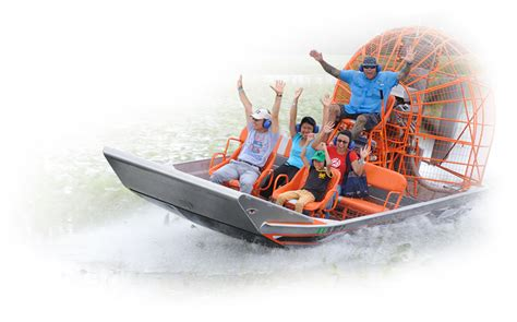 fan boat ride orlando orlando s best airboat tours in central florida best
