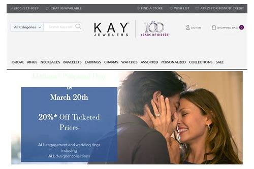 current kay jewelers coupon code