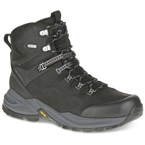 mens boots canada merrell s phaserbound hiking boots waterproof