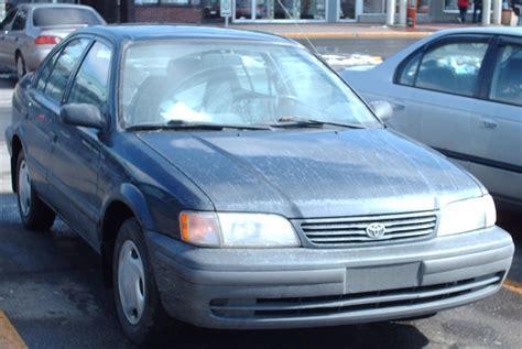 books on how cars work 1998 toyota tercel interior lighting file 1998 1999 toyota tercel sedan jpg wikimedia commons