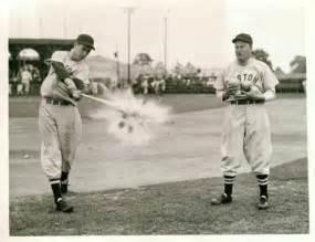 ted williams baseball swing joe dimaggio 1880s baseball dmitri disses bonds dick
