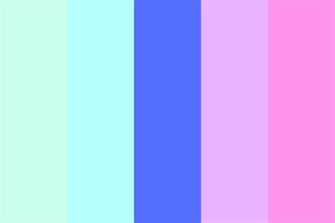 galaxy color palette yuusuke galaxy own pallet color palette
