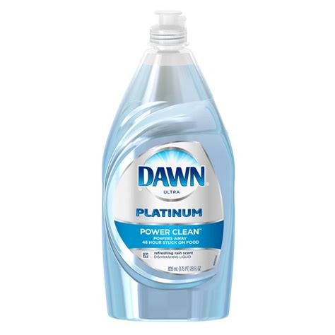 dawn ultra platinum power clean 28 oz refreshing rain