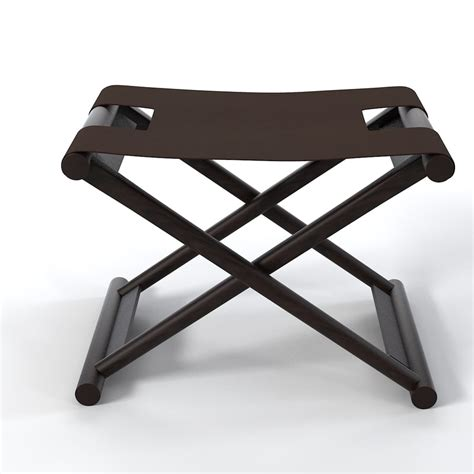 x bench stool 3ds christian liaigre bazan