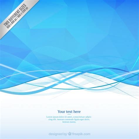 blue wallpaper vector free download wavy background in blue tones vector free download