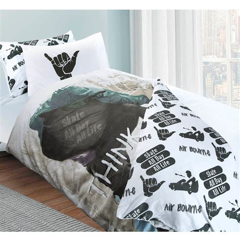 boys bedding sets uk print children boys football quilt