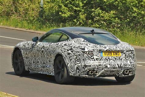 Jaguar F Type 2020 Model by Jaguar F Type To Get Major Overhaul For 2020 Model Year