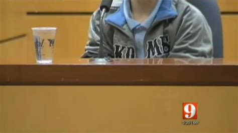 Locked In Closet by Boy Tells Court Of Being Nearly Starved And Locked In Closet During Years Of Abuse