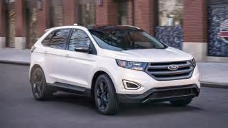 Ford Edg 2018 Ford Edge Sel Sport Appearance Turns Family To Sport