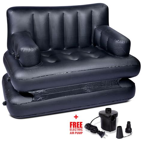 air sofa bed india buy ultimate sofa cum bed at rs 3998 only free electric pump