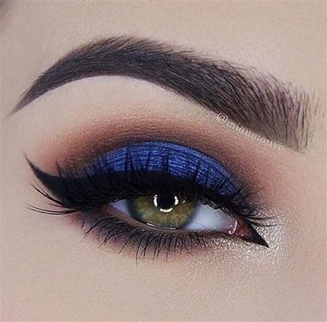 Eyeshadow For Blue how to rock blue makeup looks 20 blue makeup ideas tutorials blue makeup makeup ideas and