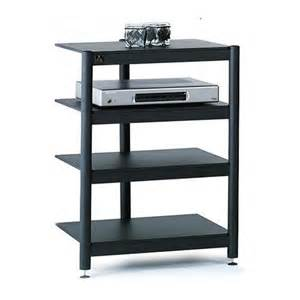 Audio Rack Lovan Affiniti Pro 4 Shelf Audio Rack By Lovan