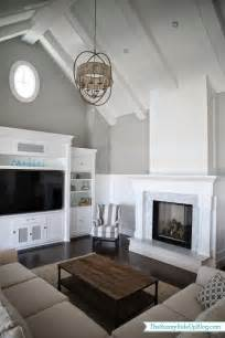 Fireplace Vaulted Ceiling by Cathedral Ceilings On Bath Gas