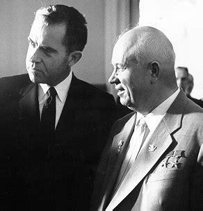 Kitchen Debate Between Nixon And Khrushchev by File Nixon And Khrushchev Jpg Wikimedia Commons