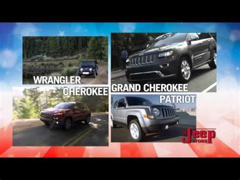 The Jeep Store Nj The Jeep Store Memorial Day Sales Event 30 Sec Tv Spot
