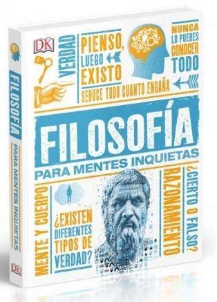 filosofia para mentes inquietas 0241216605 ecobook librer 237 a de econom 237 a dk ediciones