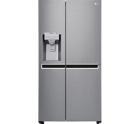 American Style Fridge Freezer No Plumbing Required buy lg gsl961pzbv american style fridge freezer