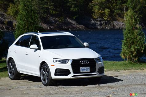 Audi Q3 Review 2016 by 2016 Audi Q3 Quattro Technik Review Car News Auto123