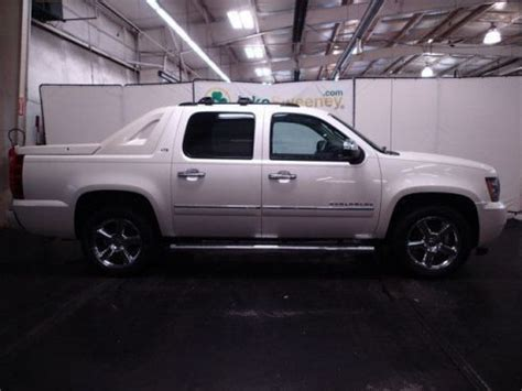 automobile air conditioning service 2012 chevrolet avalanche spare parts catalogs sell used 2012 chevrolet avalanche ltz in 33 w kemper rd cincinnati ohio united states for
