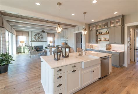 sle kitchen design egret florida farmhouse floor plan mastercraft builder