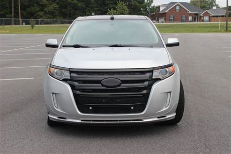 2010 ford edge sport grill how to remove ford emblem from grille