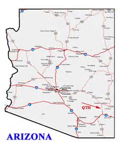 safford arizona map n9fl hamradio page