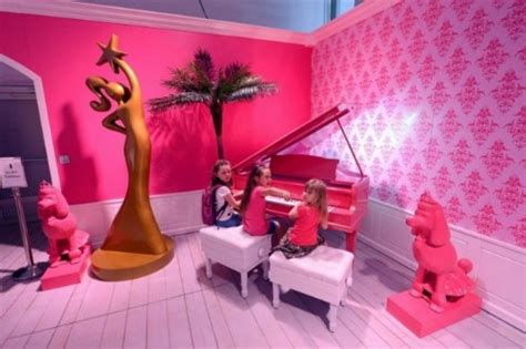 real barbie house real barbie house oddities