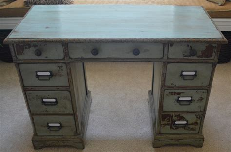distressed desk desk design ideas
