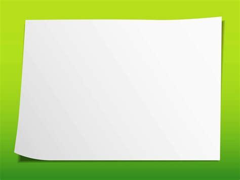 imagenes para hojas blancas hoja de papel de dibujo en blanco descargar vectores gratis
