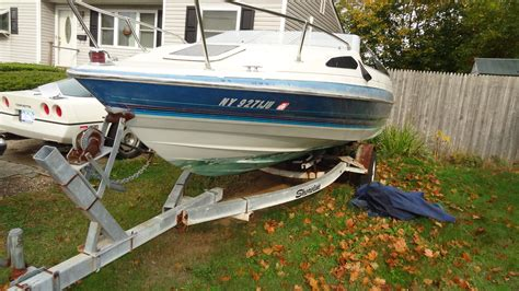 ebay boats for sale long island bayliner capri 1988 for sale for 50 boats from usa