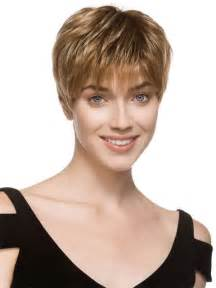 easy care hairstyles for thick hair 16 short hairstyles for thick hair olixe style