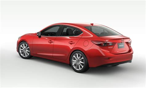 2014 mazda 3 sedan official details photos and