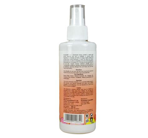 juice for dogs aromatree 2 in 1 deodorant spray pear juice for cat 200 ml dogspot