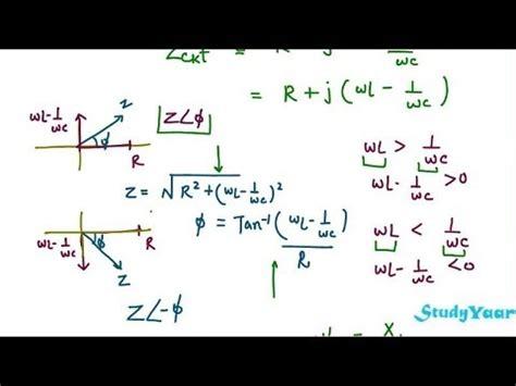 power factor correction rlc circuit rlc series circuits basics active apparent reactive power power factor