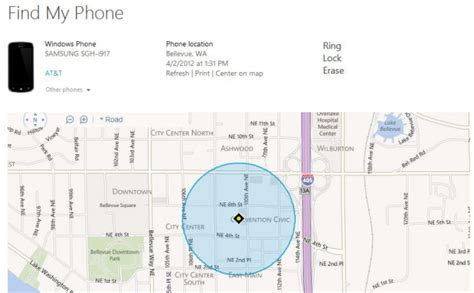 Find On By Phone Guide To Find Your Lost Windows Phone With Find My Phone Service