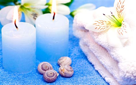 spa images hd candles 01 white versionone124311