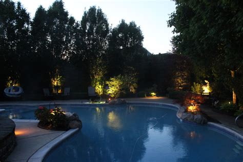 pool patio lighting patio pool lighting midwest lightscapes outdoor