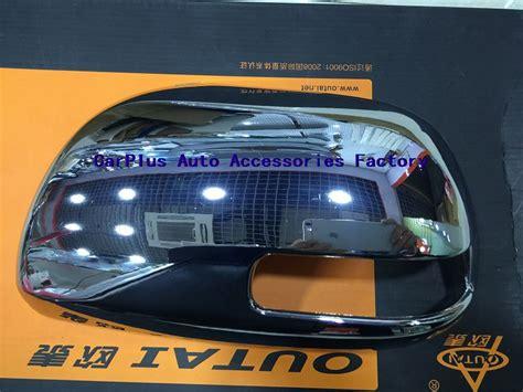 All New Innova Mirror Pillar Cover Chrome Aksesoris Toyota Innova free shiping hilux vigo fortuner innova abs chrome mirror cover side mirror cover with