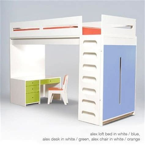college loft bed with desk loft bed desk and armoire college dorm room for college