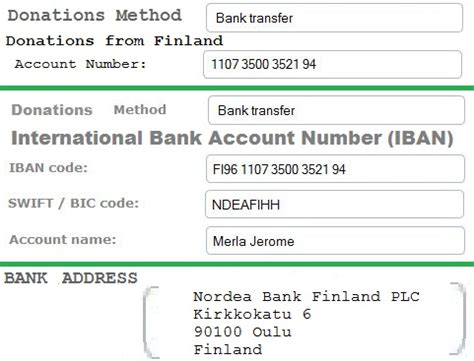 transfer to international bank account donate via bank transfer image search results