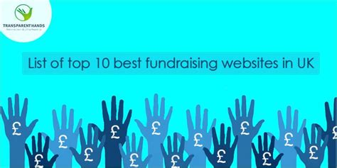 Best Photos Of Fundraising list of top 10 best fundraising websites in uk