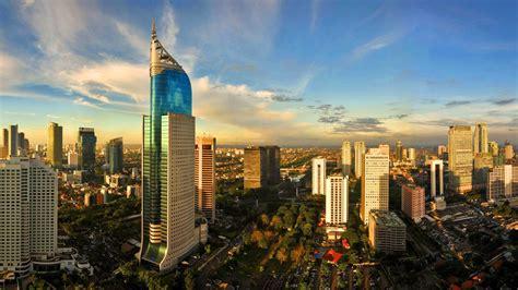 wallpaper jakarta stadtbilder indonesien st 228 dte skyline jakarta wallpaper