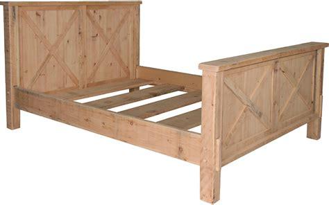 Barn Door Bedroom Set by Barn Door Bed Bedroom Furniture