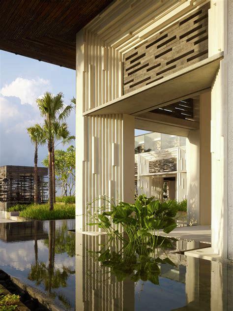 Building Design Plan gallery of alila villas uluwatu woha 11