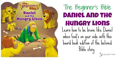the beginner s bible daniel and the lions den i can read the beginner s bible books syncopated the beginner s bible daniel the hungry