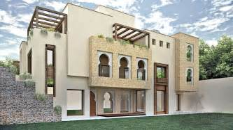 home architect design in pakistan moroccan style residence by adil yusaf associates 1