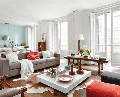 Coral And Gray Living Room by Coral And Gray Four Walls And A Roof