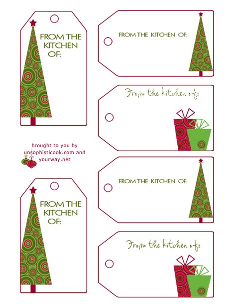 printable hanging gift tags free printable hanging christmas gift tags unsophisticook