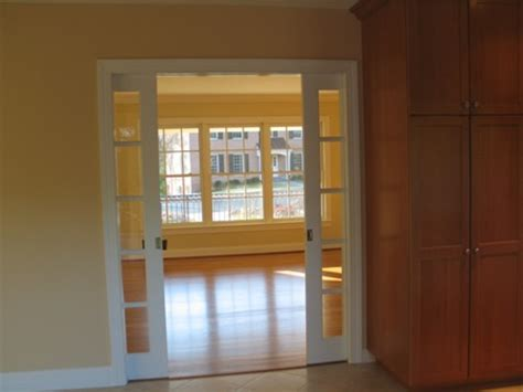 Interior Glass Pocket Doors Glass Pocket Doors Lowes Home Designs Project