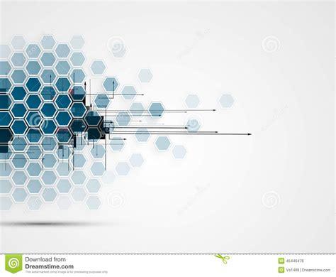 abstract technology background business development